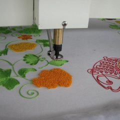 Emprendiendo un negocio de bordado