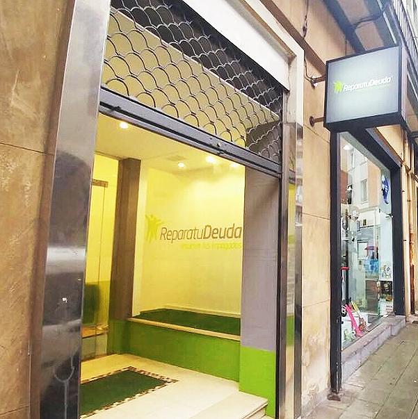 oficina en Gijón de Repara tu deuda