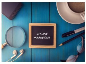 Qué es Marketing Offline