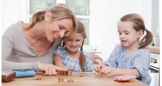 5 Excelentes Consejos para Enseñar a Ahorrar dinero a los Niños